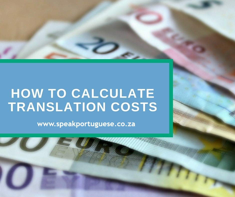 Guide to translation pricing in South Africa